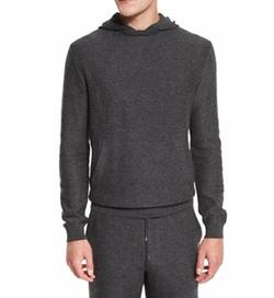 Ermenegildo Zegna - Premium Cashmere Hoodie Sweater