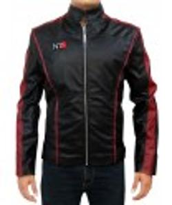 Desert Leather - Mass Effect N7 Jacket for Man!
