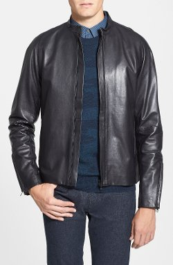 Theory - Russo Leather Jacket