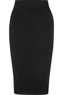 Michael Kors - Stretch-Knit Pencil Skirt