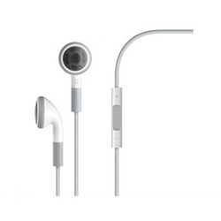 Apple - Remote & Mic Earphones