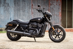 Harley-Davidson - Street 750 Motorcycle