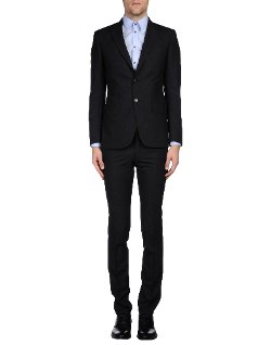 Tombolini - Plain Weave Suit