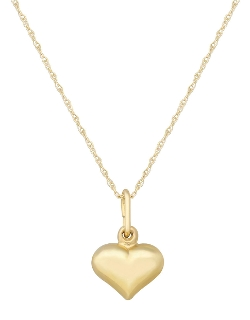 Lord & Taylor - Baby Heart Pendant Necklace