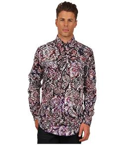 Just Cavalli  - Paisley Print Shirt