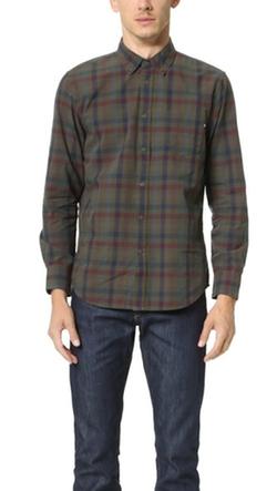 Obey - Jensen Woven Shirt