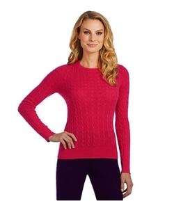 Antonio Melani - Cable Pure Cashmere Sweater