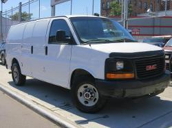 GMC  - 2008 Savana Cargo 3500