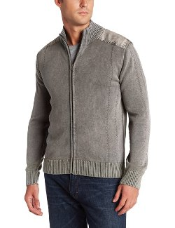 Alex Stevens - Military Full Zip Jacket