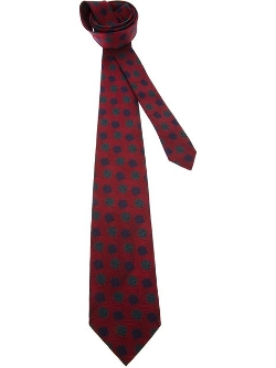 Lanvin Vintage  - Patterned Tie