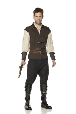 Mystery House - Hansel Witch Hunter Costume