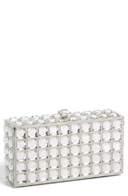 Natasha Couture  - Box Clutch