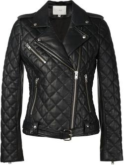 IRO - Quilted Biker Jacket