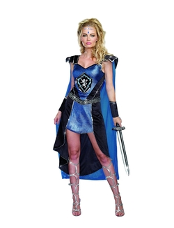 Dream Girl - Sexy Royal Warrior Costume