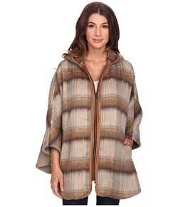 NYDJ - Abbey Road Plaid Cape
