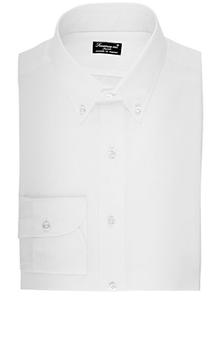 Finamore - Poplin Dress Shirt