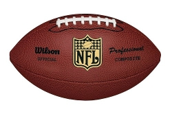 Wilson - NFL Pro Replica Game Football