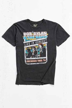 Urban Outfitters - Midnight Rider Bob Dylan Tee