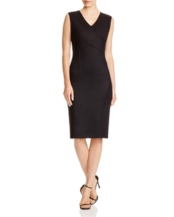 Elie Tahari - Vernon Seamed Sheath
