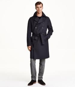 H & M - Wool-Blend Coat