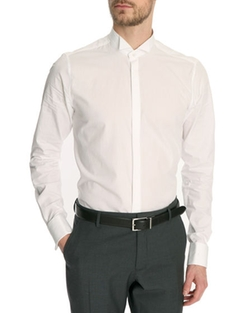 Atelier Privé - Wing Collar Fitted Shirt