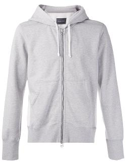 Wings+Horns  - Terry Hooded Sweater