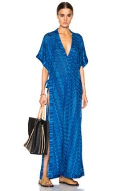 Missoni Mare - Maxi Caftan Dress