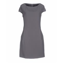 Eleventy - Crêpe Short Dress