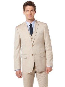 Perry Ellis - Textured Suit Jacket