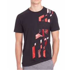 Hugo Boss - Pullover Graphic Tee Shirt