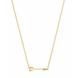 Wanderlust + Co - Arrow Necklace