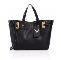 Valentino - My Rockstud Soft Leather Tote Bag