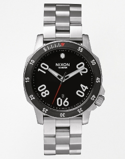 Nixon  - Ranger Stainless Steel Watch
