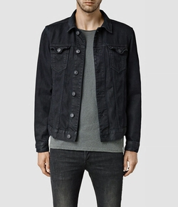 All Saints - Sandusky Denim Jacket