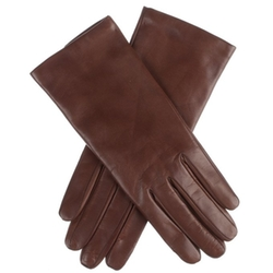 Lundorf - Soft Leather Gloves Cashmere