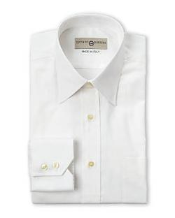 Luciano Barbera  - White Dress Shirt
