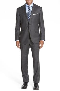 Di Milano Uomo - Solid Wool Suit