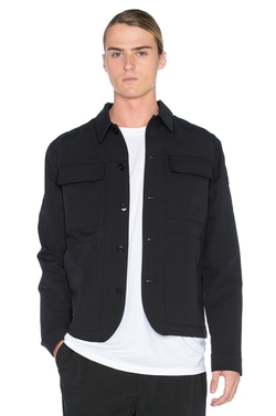 Helmut Lang - Patch Pocket Jacket