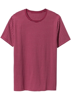 Old Navy  - Mens Micro Stripe Tees