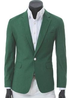 Easy Men Clothes - Formal Suit Blazer