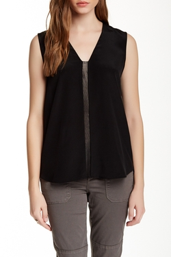 Vince - Silk Blouse