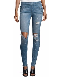 RtA - Sonia Distressed Skinny Jeans