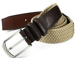 Saks Fifth Avenue Collection - Braided Belt