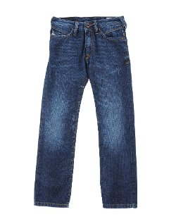 Diesel - Straight Leg Denim Pants