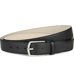 Brioni - Saffiano Leather Belt