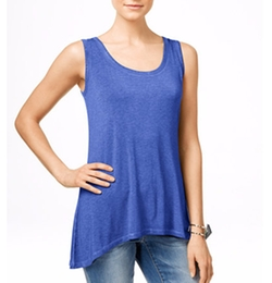 Inc International Concepts - High-Low Tank Top