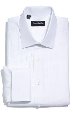 David Donahue - Regular Fit Tuxedo Shirt