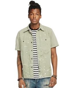 Denim & Supply Ralph Lauren  - Short-Sleeve Sport Shirt