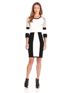 Calvin Klein - Long Sleeve Sweater Dress