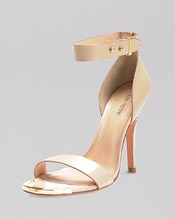 Pour La Victoire  - Open Toe Ankle Strap Sandals